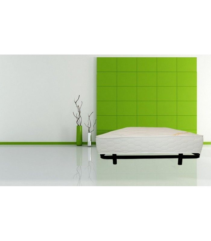 ensemble matelas sommier 90x190 maison design. Black Bedroom Furniture Sets. Home Design Ideas