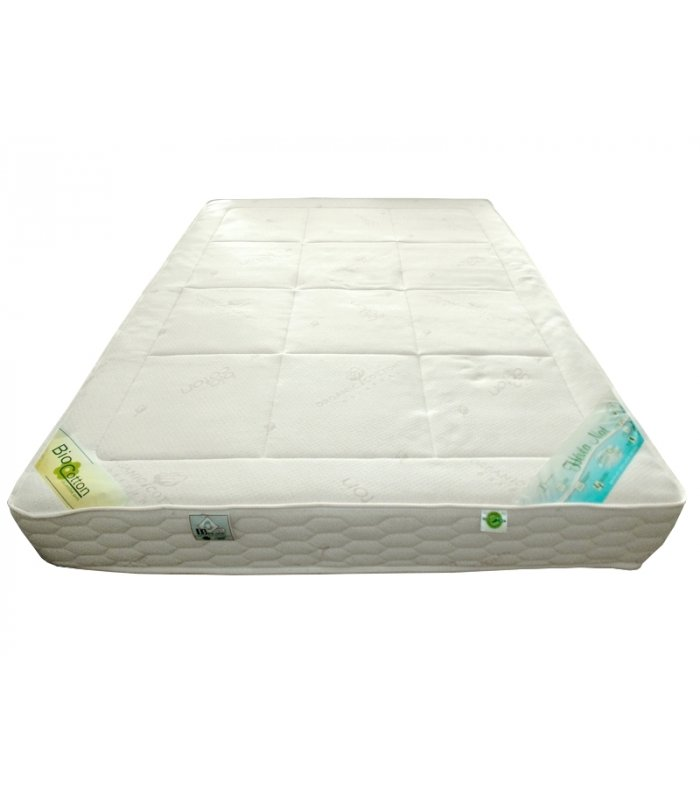 Matelas Latex Naturel Hevea Nat 140x190 Direct Usine