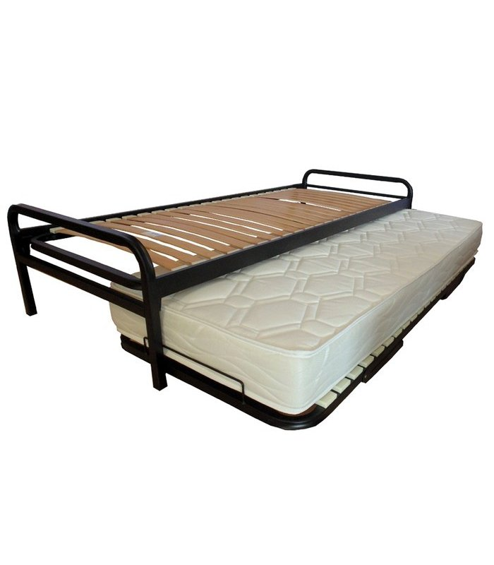 matelas lit gigogne 90x190 pas cher fabricant literie. Black Bedroom Furniture Sets. Home Design Ideas
